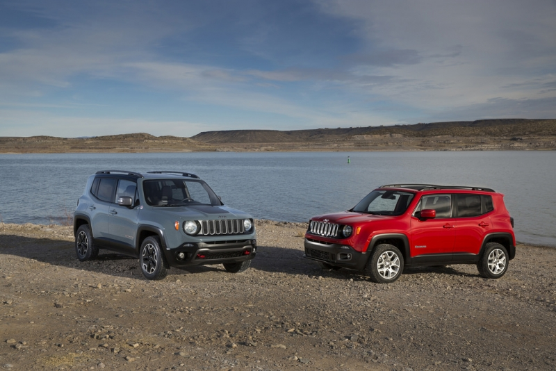 Introducing the 2015 Jeep Renegade