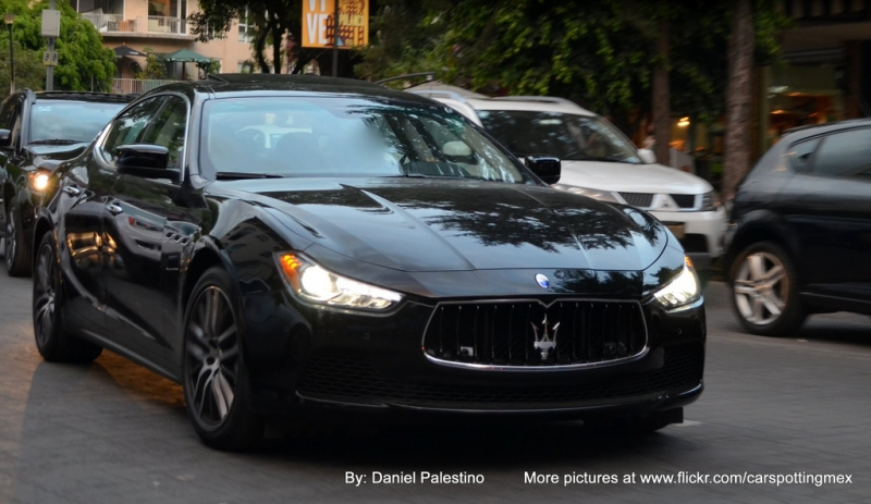 "Maserati is Launching the ""Cheaper"" Ghibli Starting at $68,000"