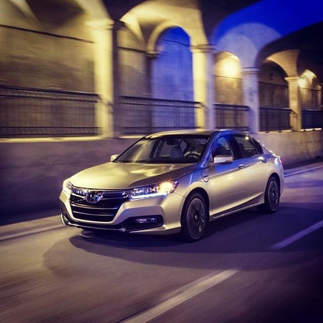 2014 #Honda #Accord Plug-in #Hybrid