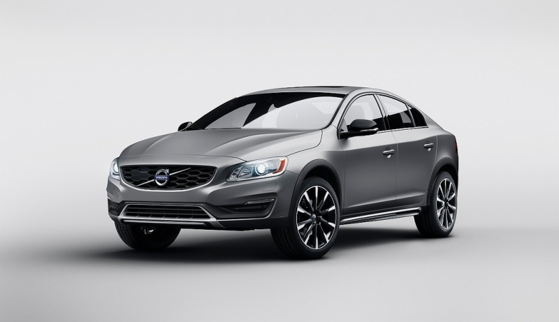 Volvo Has Caught The Cross Country Bug. XC S60 and XC V60?