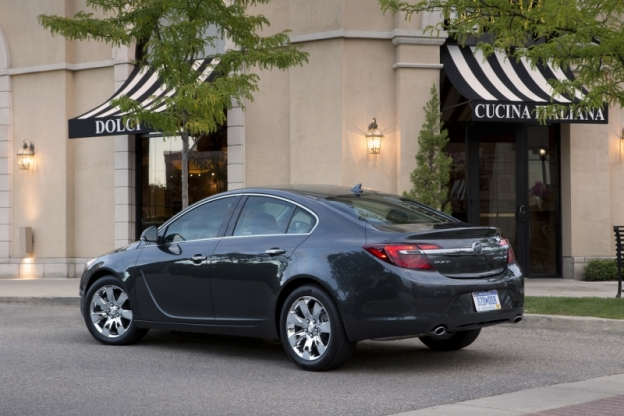Consumer Reports Has Buick In Top 10 Brands, Regal Best Sports Sedan