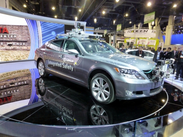 Why SelfDriving Cars Will Never Catch On In The US Boston Auto Blog - Boston car show this weekend