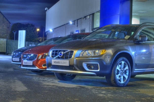 Coventry Volvo Dealership (Cars)