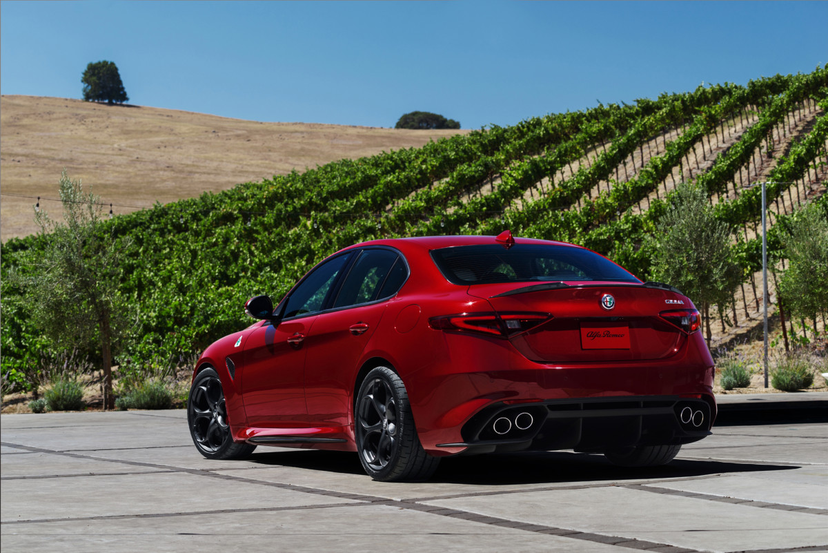 2017 – The Year of Alfa Romeo, Maserati, and Jaguar: Alfa Romeo Giulia