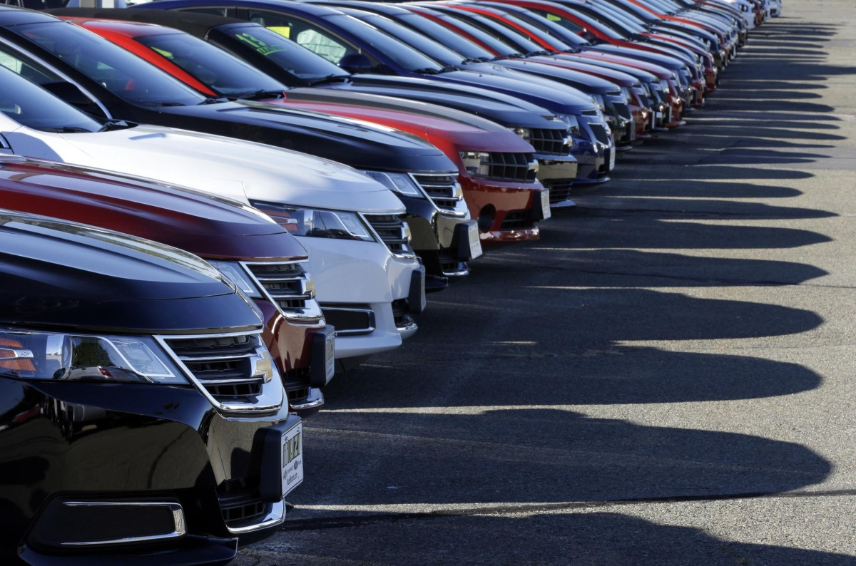 Auto Sales Get Decimated In October – A Sign Of Things To Come?