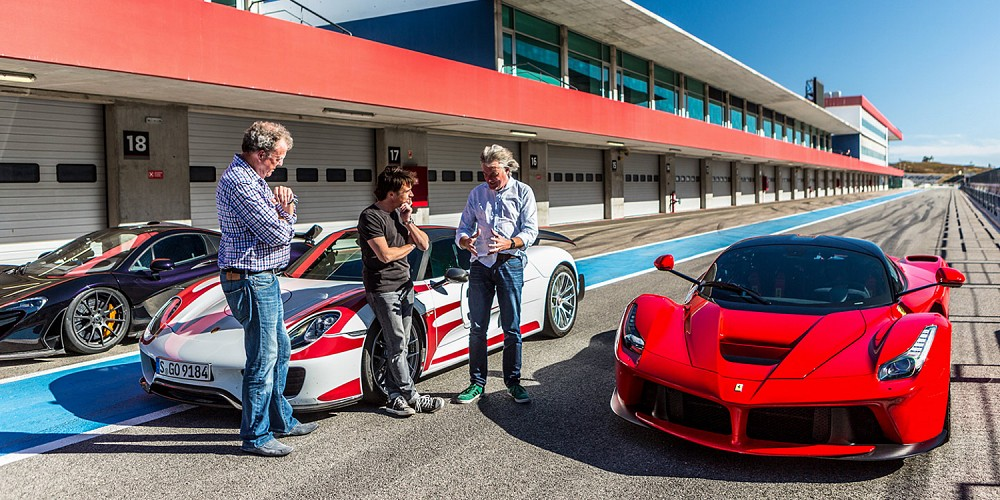 The Grand Tour – An Automotive Masterpiece
