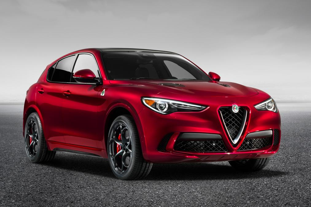Alfa Romeo Unveils The All New Stelvio – Everything We Want In An SUV