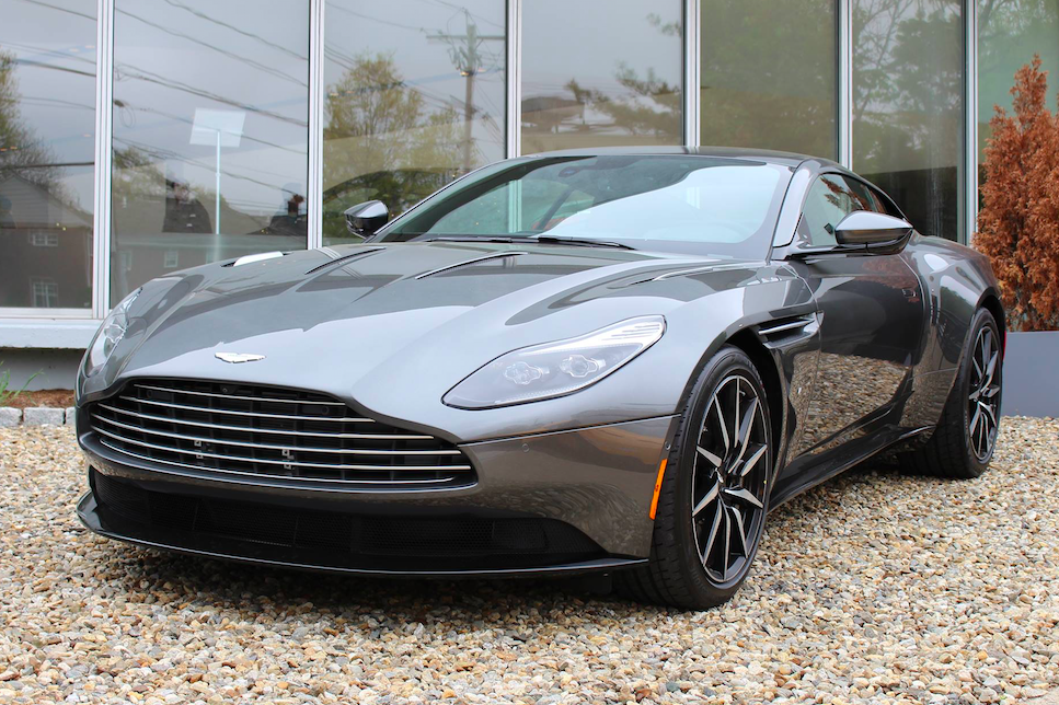 Aston Martin of New England Showroom – Experiencing British Automotive Heritage