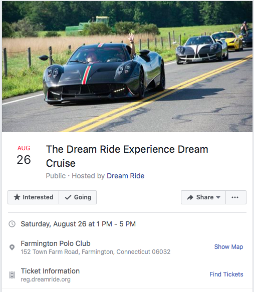 Dream Ride 2017