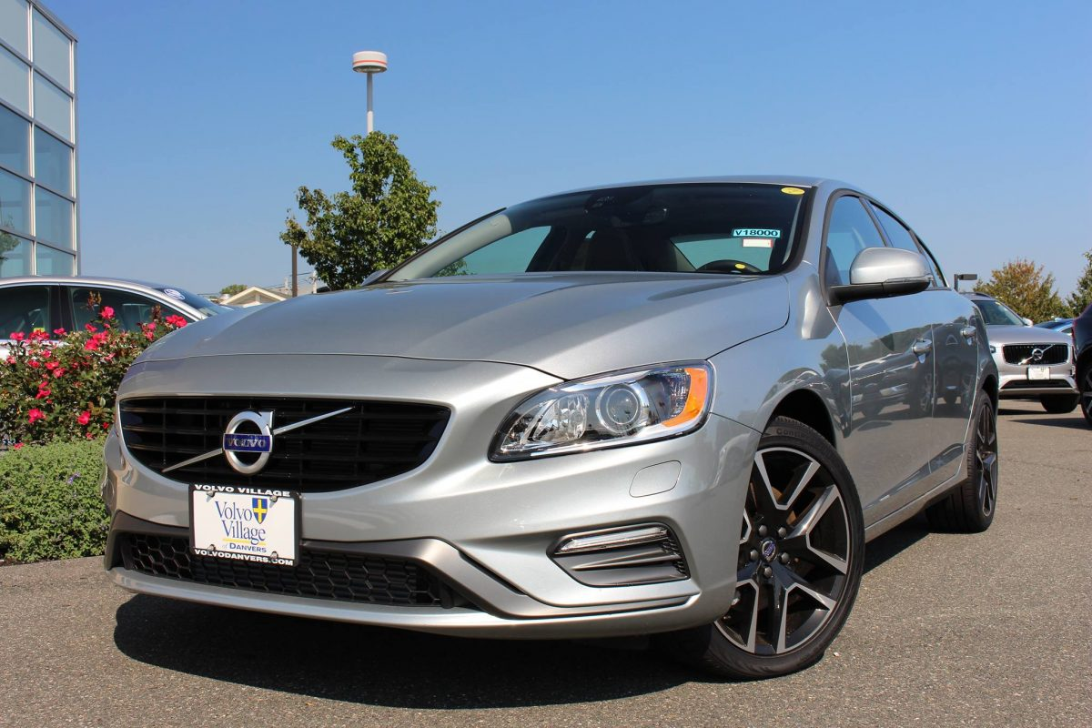 2018 Volvo S60 T5 Dynamic – The Perfect Daily Driver