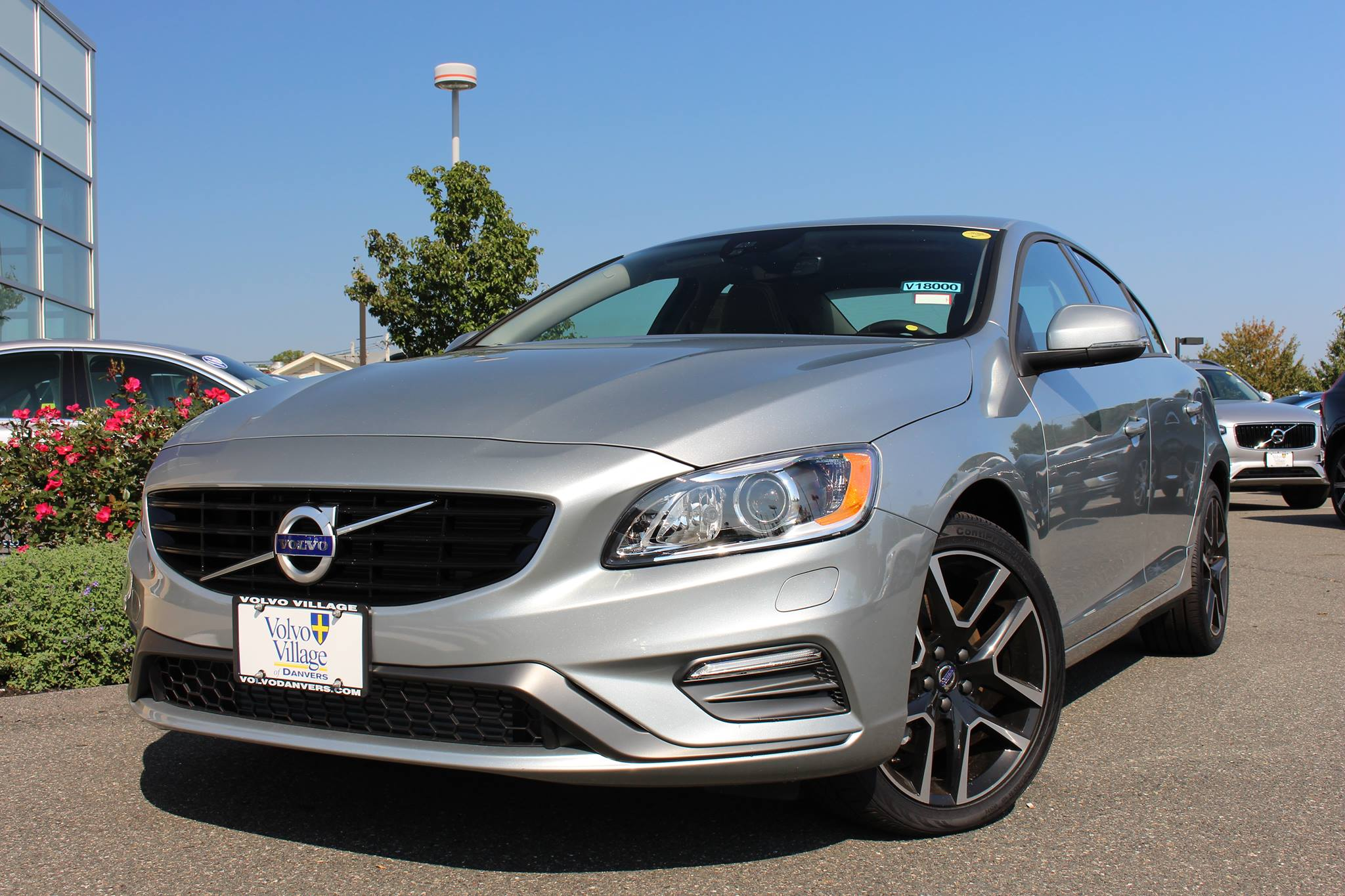 2018 volvo s60 t5 dynamic the perfect daily driver boston auto blog. Black Bedroom Furniture Sets. Home Design Ideas