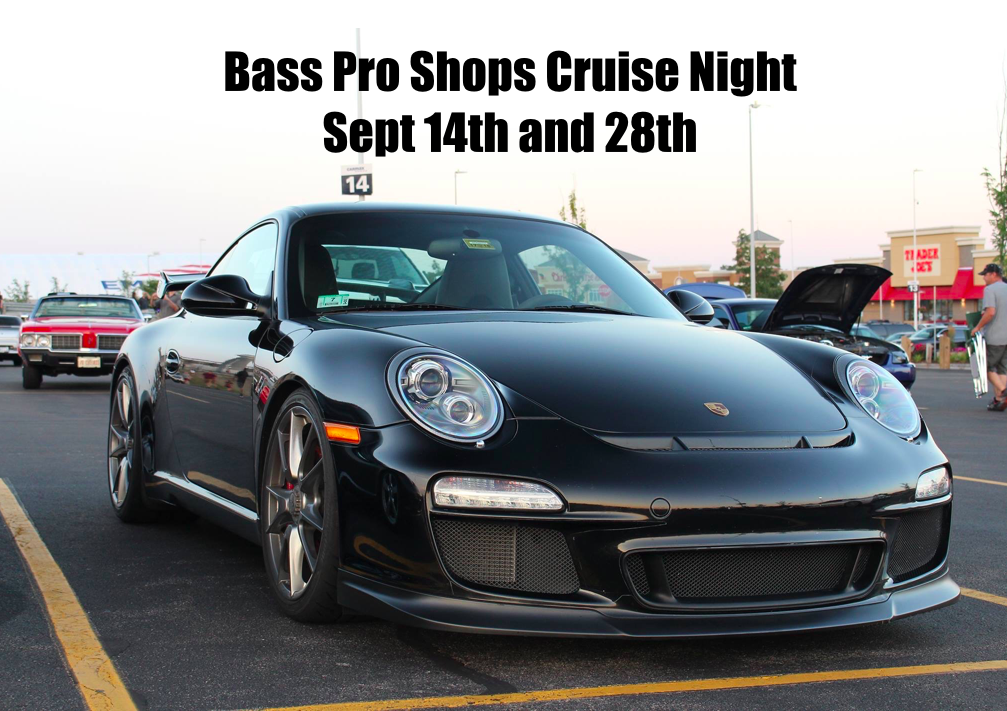 Bass Pro Shops Cruise Night