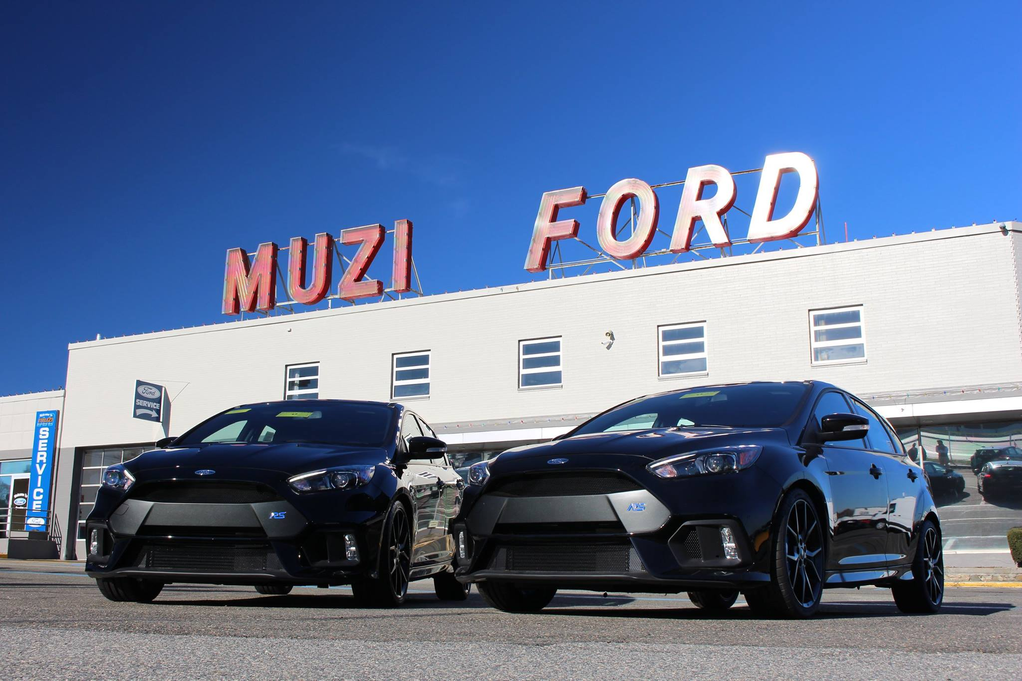 2017 Ford Focus Rs Review Boston Auto Blog