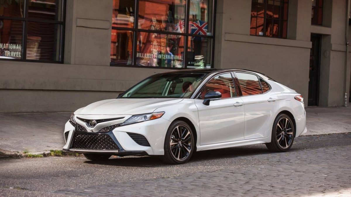 2018 Toyota Camry XSE – Redefining Entry Level Luxury