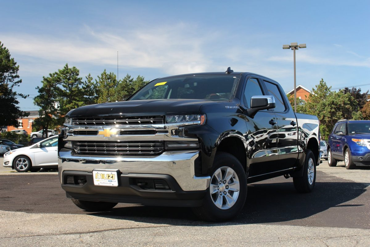 2019 Chevrolet Silverado 1500 LT – New Look, Same Pickup Truck
