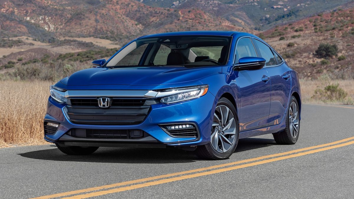 2019 Honda Insight – The Best Looking Hybrid For Under $30k?