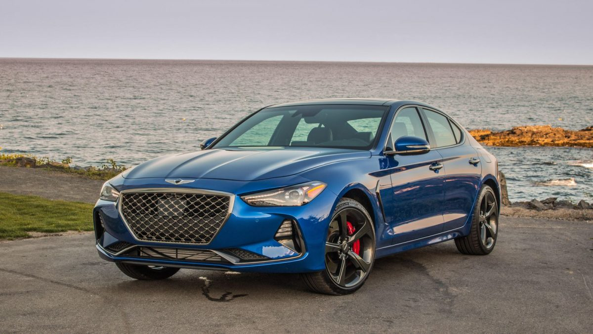2019 Genesis G70 – The Game Changer