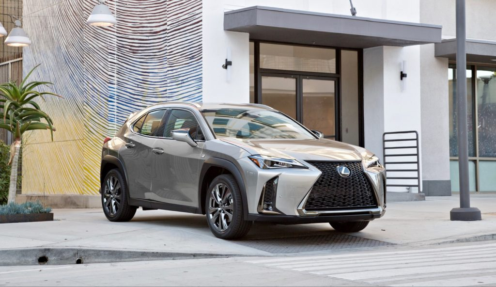 2019 Lexus UX 250h – The Next Generation Crossover Is Here