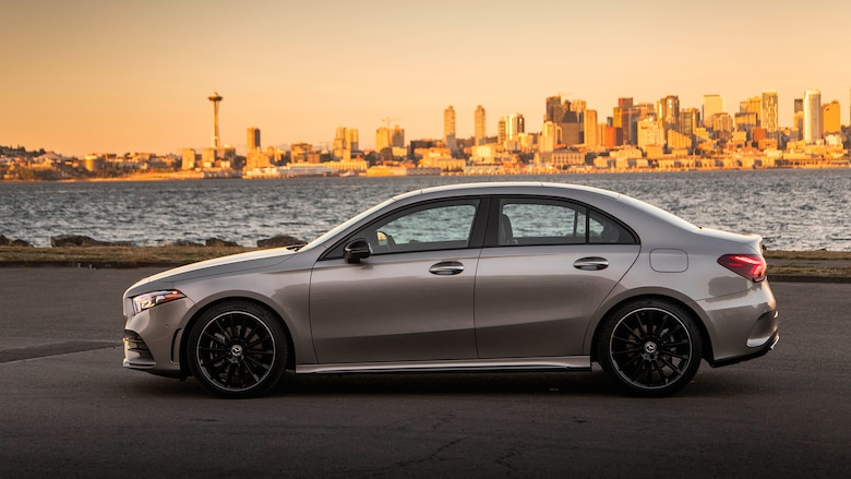 2019 Mercedes Benz A-Class – A Compact Sedan In A Crossover World