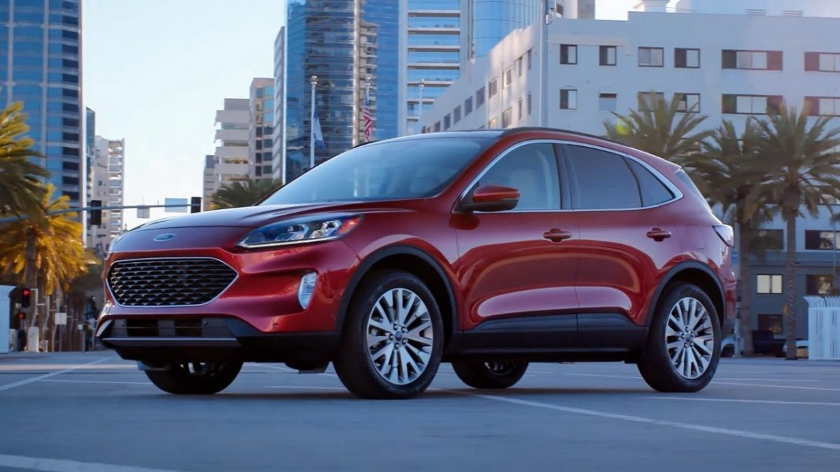 The 2020 Ford Escape – A Game Changer In The Crossover Segment?