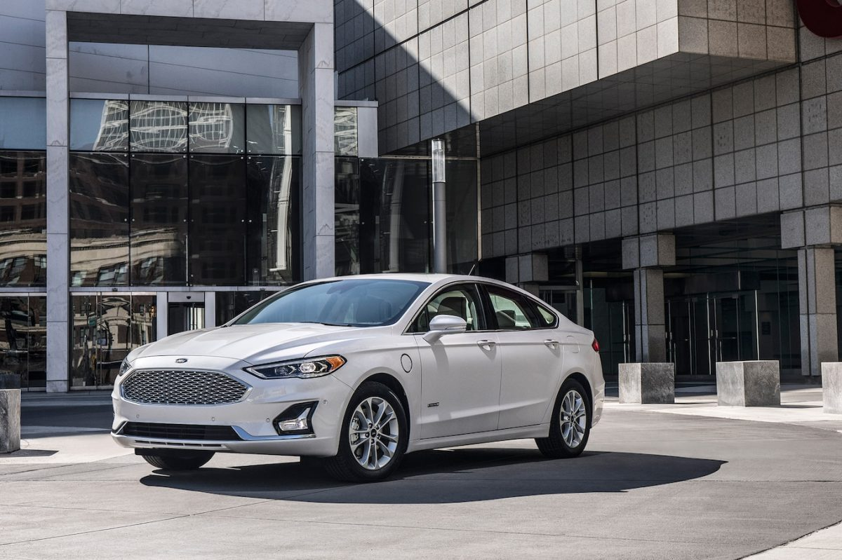 Saying Goodbye to the Ford Fusion – Ford's Best Selling Sedan This Decade