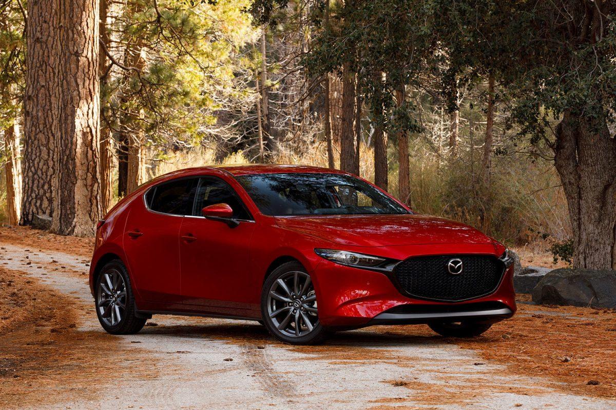 2019 Mazda3 Hatchback AWD – A Legitimate Subaru Impreza Competitor?